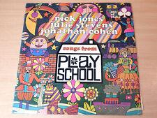 EX- !! Rick Jones & Julie Stevens & Jonathan Cohen/Songs From Playschool/1969 LP