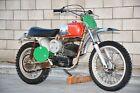 1971 Husqvarna  1971 Husqvarna 250 Cross 4 Speed