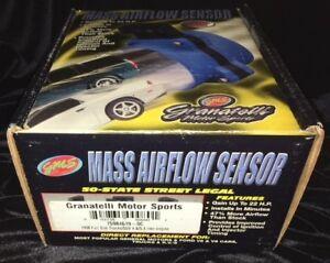 Ford F Series Granatelli Motorsports 75984619  Mass Air Flow Sensor - 20HP Gain