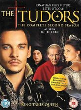 BBC ~ The Tudors: The Complete Second Season New Factory Sealed Region 2 PAL DVD
