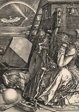 Albrecht Dürer - Melencolia I ++ POSTER, DIN-A2 ++ Nargaroth, Darkthrone ++ NEU