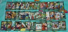 Japan Bandai Dragonball Dragon ball Z Visual Adventure 6 Regular Card Set of 36