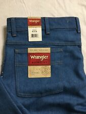 Wrangler Authentics Jeans 40x30 Relaxed Fit Straight Leg Light Wash Work NWT