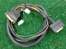 GE Orion M7100 Mobile Radio Acc Extension Option Cable Federal siren 19B802554P7