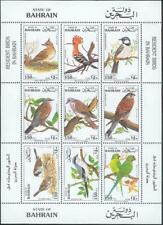 Bahrain 1991 ** Mi.432/40 Klbg. Vögel Birds Oiseaux