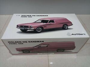 1/18 Biante Holden HQ Sandman Panel Van - Orchid