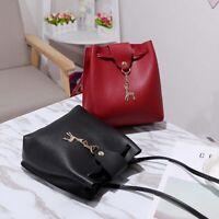 Hot Women Lady School PU Leather Girls Backpack Travel Handbag Shoulder Bag