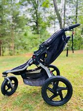 Bob Revolution Se Single Jogging Stroller, Black