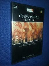 cofanetto+dvd nuovo  IL GIORNALE DVDTECA STORICA N°18 L'ESPANSIONE ARABA cult