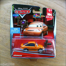 Disney PIXAR Cars HOOMAN diecast 2015 LOST AND FOUND! 4/8 camera photographer