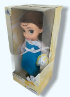 Vtg Disney Belle Animation Doll Beauty And Beast New Sealed Disney 2012 Boxed (s