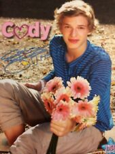 Cody Simpson, Liam Payne, One Direction, Double Full Page Pinup