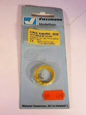 Viessmann Modeling 6228 Clear Lightbulbs 16 v 30mA Ø 1.8mm (3 pcs.) NIP