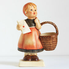 Hummel Meditation 13 2/0 Figurine Girl Mail Basket