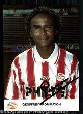 Geoffrey Rommayon PSV Eindhoven AK 90er Jahre TOP Original Signiert +A 60443