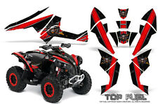Can-Am Renegade Graphics Kit by CreatorX Decals Stickers TOP FUEL RB