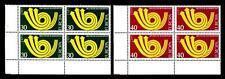 768-69 ** Eckrand-Vierer u.l. (Europa, CEPT 1973)