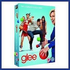 GLEE - COMPLETE SERIES SEASON 3  ***BRAND NEW DVD ***