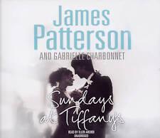 "JAMES PATERSON+ ""Sundays at Tiffany's""(Read By Ellen Archer)-4 x CD set UNABR."