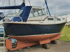 "1975 Colvic Watson 19'6"" (5.94m) Motor Sailer. Partly refurbished project."