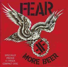86051 Fear Red Baby Toddler T-Shirt More Beer Punk Rock Sourpuss Kids 2T