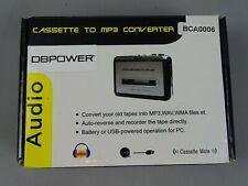 Portable USB Audio Cassette Tape Converter to iPOD MP3 CD Player Walkman