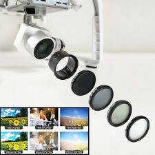 8pcs Kamera Filter Set ND4 ND8 UV PL Für DJI Phantom 3 / Phantom 4 Professional