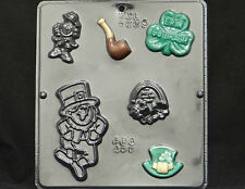 St. Patrick's Day Assortment Chocolate Candy Mold Irish 4005 NEW