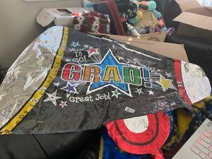 Way To Go Grad Foil Balloon Grad Party Decorations New!!!