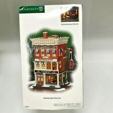 Dept 56 Christmas in the City Hammerstein Piano Co. #799941 New Nib Rare!