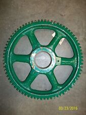 Badger 75 Tooth DRIVE GEAR for Badger Barn Cleaners  (Part #  321718B1)