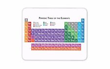 Periodic Table Mouse Mat Pad Science Chemistry Gift Computer PC Gift #8168
