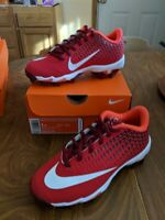 Nike Vapor Ultrafly 2 Keystone BG Youth Baseball Cleats Size 1 Red New in Box