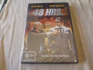 48 Hrs. / 48 Hours (DVD) BRAND NEW SEALED Nick Nolte, Eddie Murphy