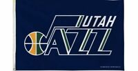 Utah Jazz NBA 3X5 Indoor Outdoor Banner Flag w/ grommets for hanging
