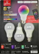 Globe Wifi Smart LED Bulb (3 Pack)