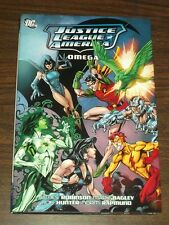 Justice League of America Omega by James Robinson (Hardback 2011)< 9781401232436