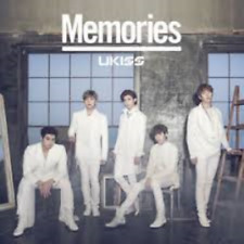 U-KISS-MEMORIES-JAPAN CD+DVD I98