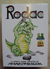 RODAC BOARD GAME PENNED DRAGON FAMILY GAME 2012 CUTE DRAGON