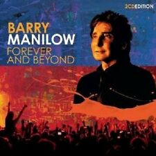 BARRY MANILOW - FOREVER AND BEYOND 2 CD+++++++++++31 TRACKS NEW+