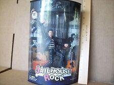 Elvis Presley Jailhouse Rock Figure New