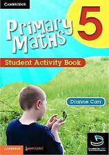 Primary Maths 5 Student Activity Book (Active Maths) by Carr, Dianne | Paperback