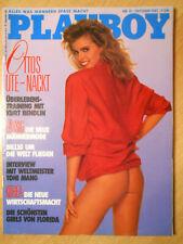 Playboy D 10/1987 zum 32. Geburtstag, Oktober 1987  - TOP