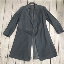 Mens Early Century 1900s Late 1800s Antique Vintage As Is Vintage Frock Coat