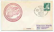 1977 Viking Exploration Mars Berlin 12 Aero-Und Deutsche Bundespost SPACE SAT