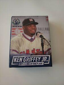 Ken Griffey Jr. Replica Hall Of Fame Plaque
