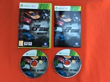 CREW THE UBISOFT 2 DISQUES XBOX 360 MICROSOFT PAL COMPLET