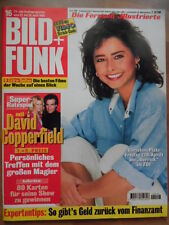 BILD + FUNK 16 - 1995 TV: 22.-28.4. Christina Plate David Copperfield