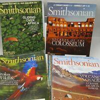 Smithsonian Magazine Back Issue 2009 2011 2010 1 Full Year Choose