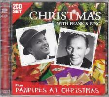 Christmas with Frank & Bing Plus Panpipes at Christmas (2CD)
